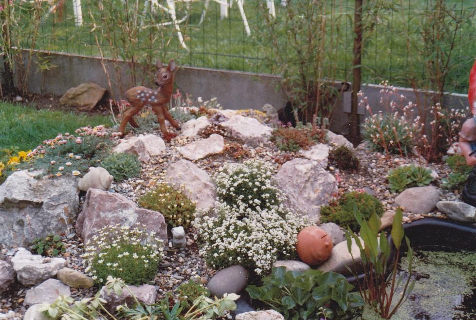 Mogelijkheden rots en plant - Hoe een heuvelachtige tuin te plannen ...